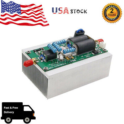 2-54mhz 100w Shortwave Hf Rf Power Amplifier Hf Linear Amp For Ham Radio Usa