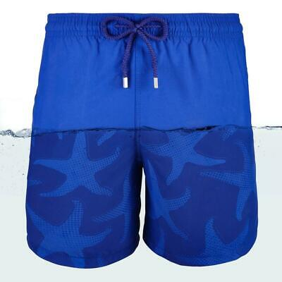 NWT Vilebrequin WATER-REACTIVE STARFISH ART - Boys Size 8 - MSRP $135