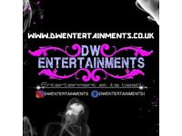 DW Entertainments - Kent Mobile Disco for hire for all events! weddings, birthday, party, dj