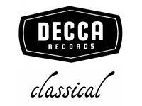 Classical vinyl records LPs Decca etc 60 albums hounslow