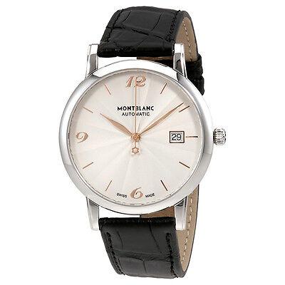 MontBlanc Star Classique Automatic Mens Watch 113823