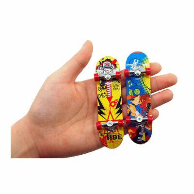 Funny Finger Tech Deck Truck Skateboard Boy
