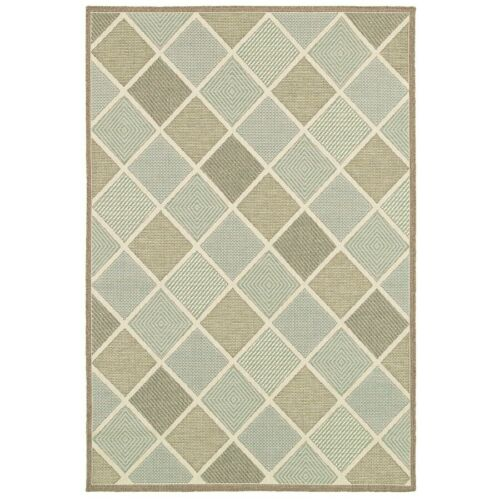 Couristan Monaco Meridian Multi Indoor/Outdoor Rug