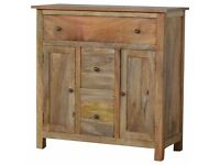 Two Door Three Drawer Sideboard - Brand New