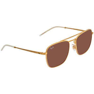 Ray Ban RB3588 Brown Classic B-15 Sunglasses Unisex Sunglasses -