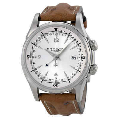 Hamilton Jazzmaster Traveler GMT 2 Automatic Men's Watch H32625555