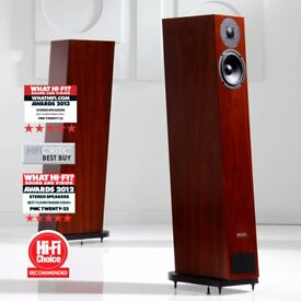 PMC Twenty.23 Floorstanding Speakers (Amarone Finish)
