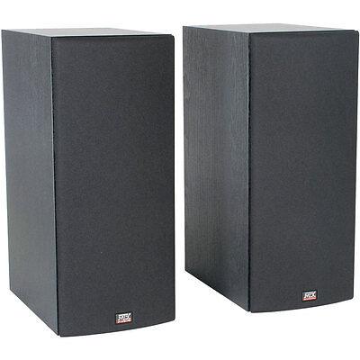 "Mtx - Monitor Series Dual 6-1/2"" 200w 2-way Bookshelf Speake"
