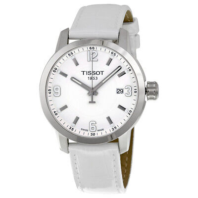 Tissot PRC 200 Stainless Steel Unisex Watch T0554101601700