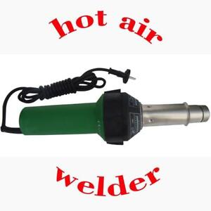 0.5m3/min Hot Air Torch Plastic Welding Gun Insulating Resistance 10M 1500W  202008