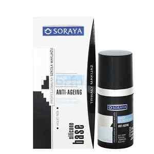 Soraya Silicone Make Up Base Foundation  Face Primer Anti Ageing Violet Rice