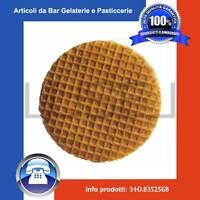 Pz 1000 Cialda Per Gelato Rotonda Biscotondo - Wafer Biscotto Gelati Gelateria -  - ebay.it