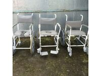 Shower Commode Chairs (new)
