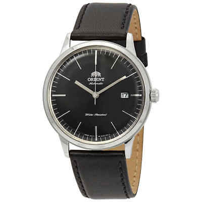 Orient 2nd Generation Bambino Automatic Black Dial Men's Watch FAC0000DB0