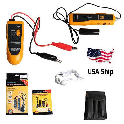 Usa Ship Kolsol F02 Nf816 Underground Cable Wire Locator Tracker Detector