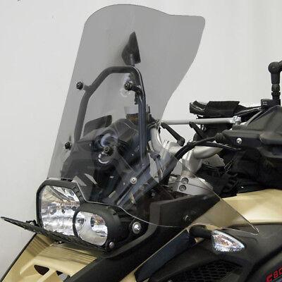 Windschild BMW F800GS Adventure Windshield,Screen,Pare-brise,RAUCHGRAU-390mm gebraucht kaufen  Kruft