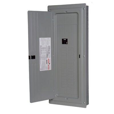 Siemens 200-amp Indoor Load Main Breaker Electrical Panel 40-circuit 30-space