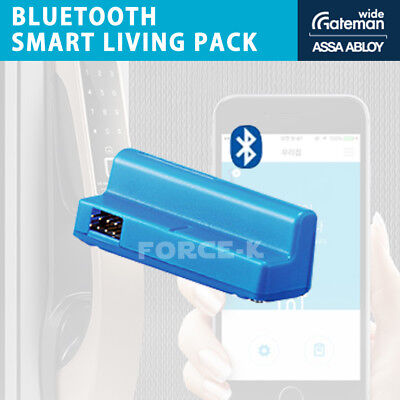 Gateman iRevo Smart Living Pack for Digital Door Lock Remote Control Bluetooth
