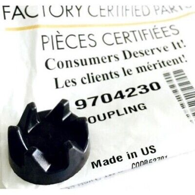 WP9704230 AP6013694 PS11746921 9704230 Genuine OEM KitchenAid Blender Coupler
