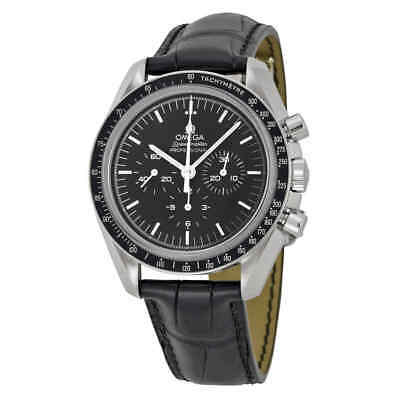 Omega Speedmaster Professional Moonwatch Chronograph Sapphire Crystal