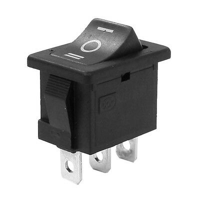 5xspdt On-off-on 3 Position Snap In Boat Rocker Switch Ac 250v6a 125v10a N3
