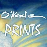 O keefe Prints