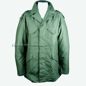 Genuine-Issue-Dutch-Army-Olive-NATO-Combat-Jacket-New-Condition