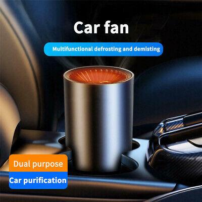Car Heater Cooler Fan Multifunctional Defrosting Demisting Purification 12V 200W