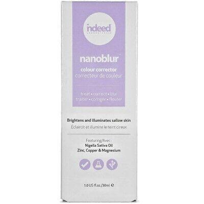 Indeed Laboratories Nanoblur Colour Corrector - Purple  30ml