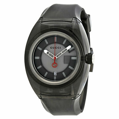 Gucci Unisex Sync Rubber 46mm Watch