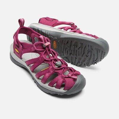 Keen Beet Red/Honeysuckle Walking Sandal Size UK4