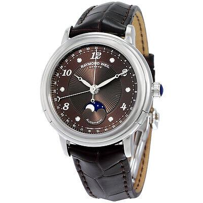 Raymond Weil Maestro Stainless Steel Ladies Watch 2739-L2-05785