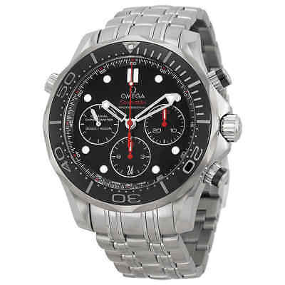 Omega Seamaster Automatic Chronograph Men's Watch 21230445001001