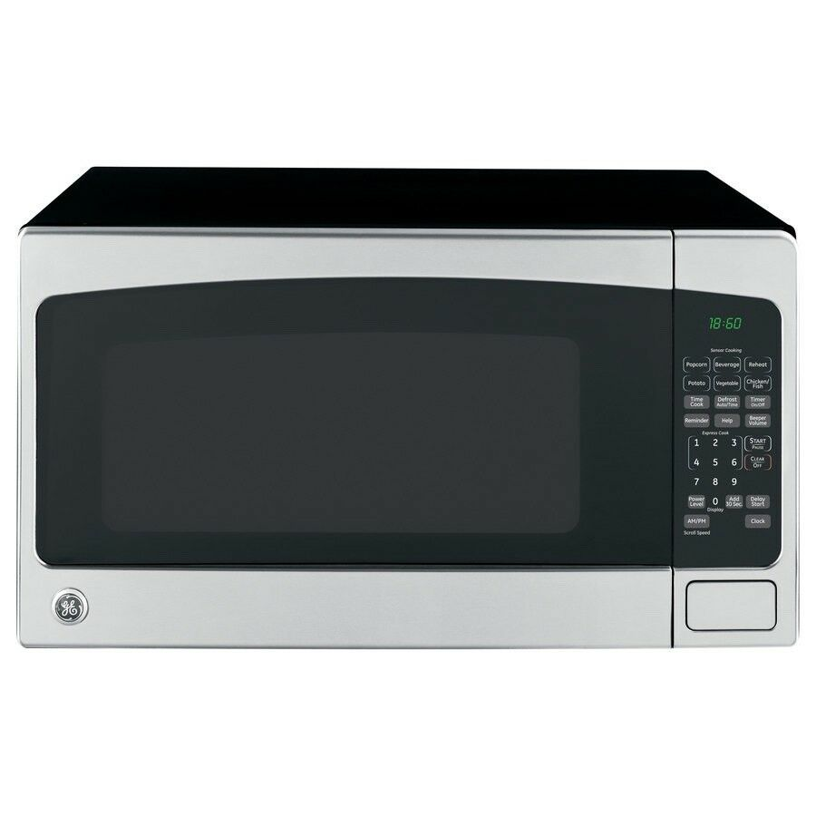 GE JES2051SN 1200 Watts Microwave Oven