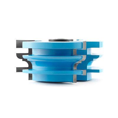 Amana Reversible Classical Stilerail Shaper Cutter Set 1 -14 Bore