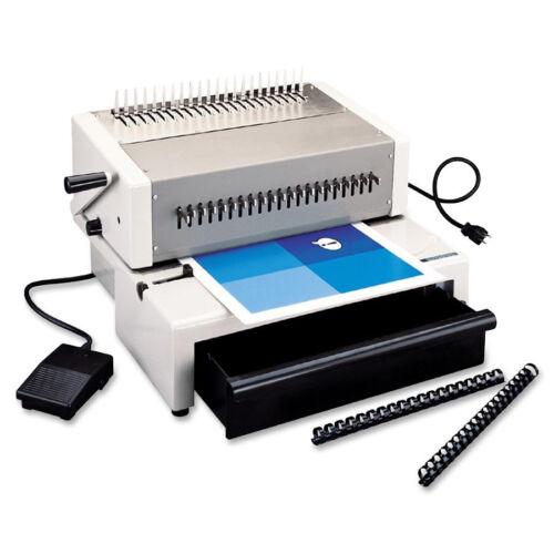 Gbc C800 Pro / Ibico Epk21 Plastic Comb Binding Machine