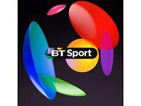BT Sport - 1 year Plus Plan
