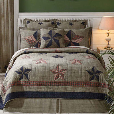 Vincent Queen Quilt by VHC Brands - On Sale, Free Shipping