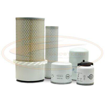 Bobcat Filter Kit S130 S150 S160 S175 S185 S205 Skid Steer Oil Fuel Diesel Air