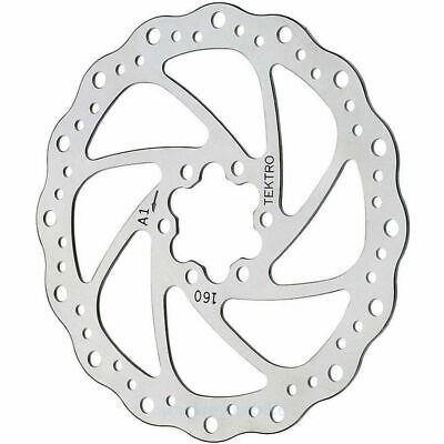 TEKTRO Wave Disco de Freno 160mm 160-1 6-Loch Magura Shimano Bicicleta Sram