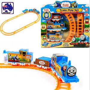 2x Thomas Train Track Set Electric Kids Playing Toys Railways Toy GBTRA4653x2