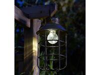 Solar Powered Zephyr Lantern - Brand new