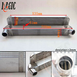 Front mount intercooler For BMW Mini Cooper S R56 R57 FMINTR56 2007-2012 Alloy