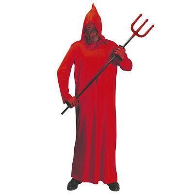 TEUFEL KOSTÜM & MASKE KINDER # Halloween Karneval Satan Jungen Teufelkostüm - Satan Teufel Kostüm