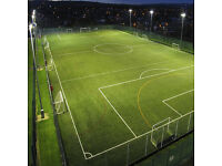 New Sunday 7 a-side Football Middleton Leisure Centre LEEDS