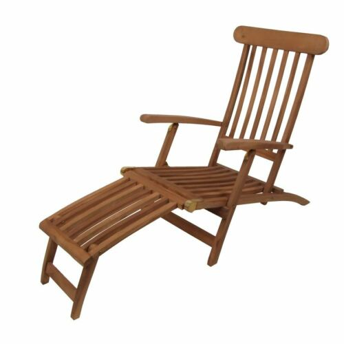Teak-Deckchair