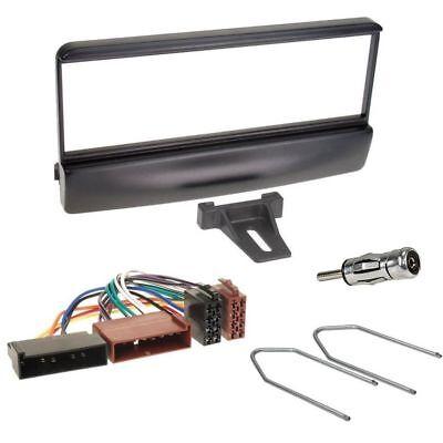 Einbaurahmen + Adapter für FORD Cougar Escort Fiesta Focus Radioblende 1DIN  Ford Radio Adapter