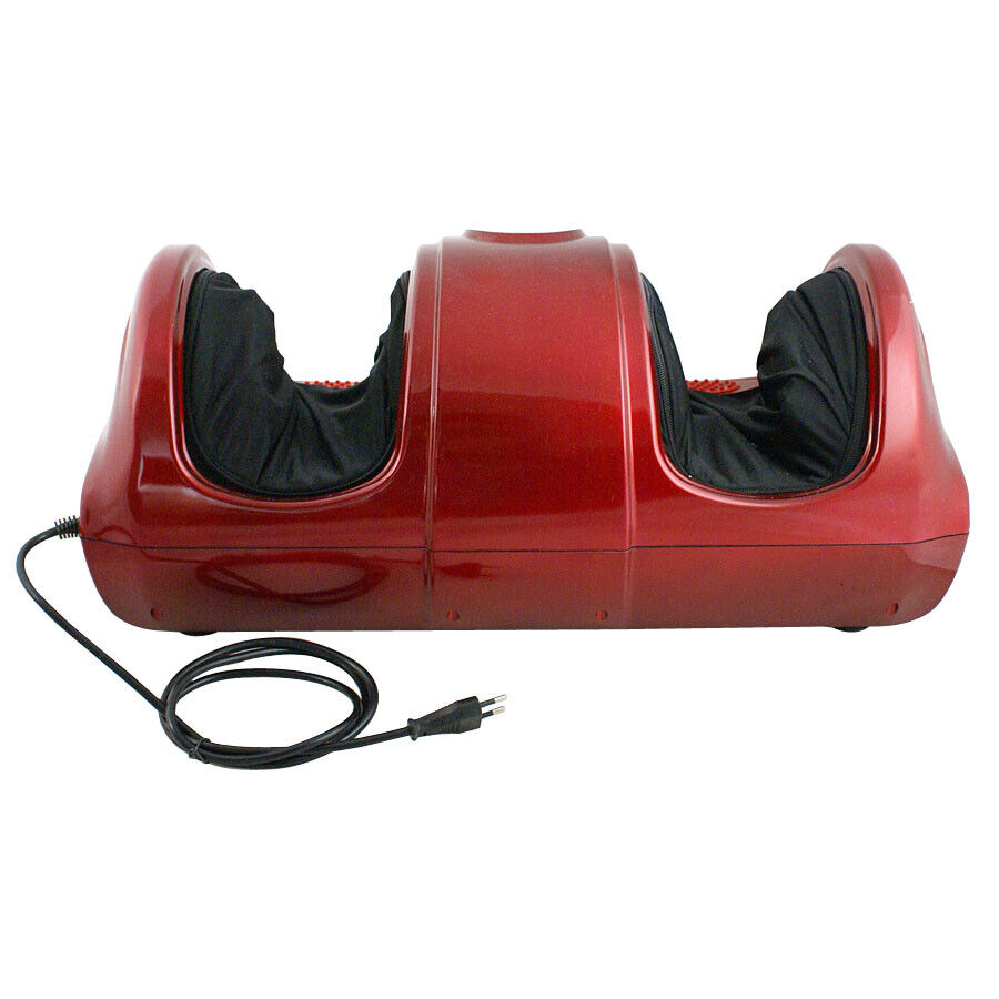 Foot Massager Shiatsu Red Kneading and Rolling Leg Calf Ankle Remote New Health & Beauty
