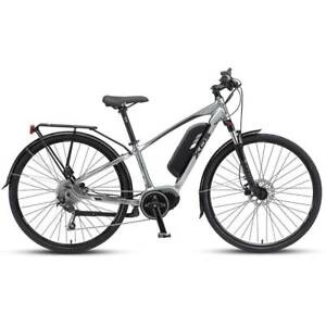 XDS E-Volve Comfort E-Bike (Grey) 2019 rrp$2649 Concord West Canada Bay Area Preview