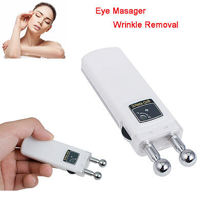 Beauty Device Face BIO Microcurrent Eye Massager Wrinkle Removal Skin Lift Care